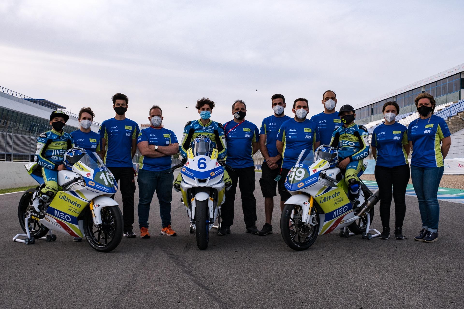 Equipa MOFC Racing Team_Jerez de La Frontera