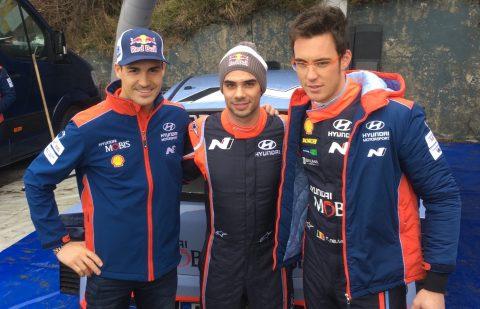 MO44 no Rally de Monte Carlo