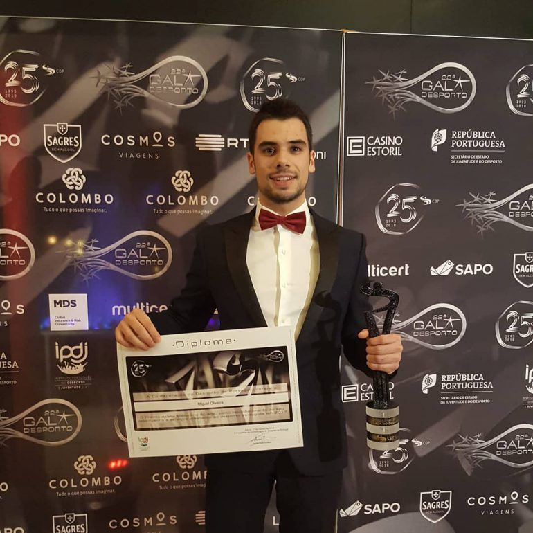 Miguel Oliveira - Desportista do Ano